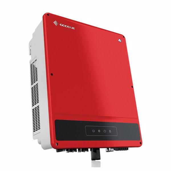 Afbeeldingen van Goodwe 25K-MT, Wifi/ DC switch/ 5 jaar garantie + AFCI
