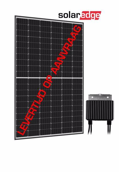 Afbeeldingen van SolarEdge 375Wp zilver frame geïntegreerde optimizer