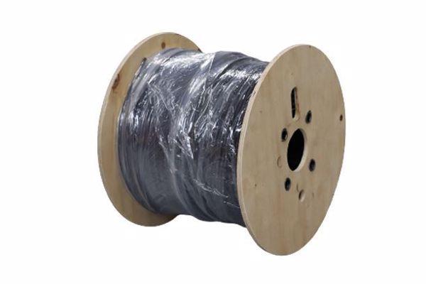 Afbeeldingen van Solarkabel 10mm² H1Z2Z2-K Zwart 500m (DCA)