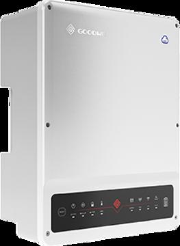 Afbeeldingen van Goodwe 10kW Hybride storage inverter